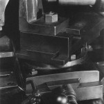 Lathe N° 3, Akeley Shop, New York 1923